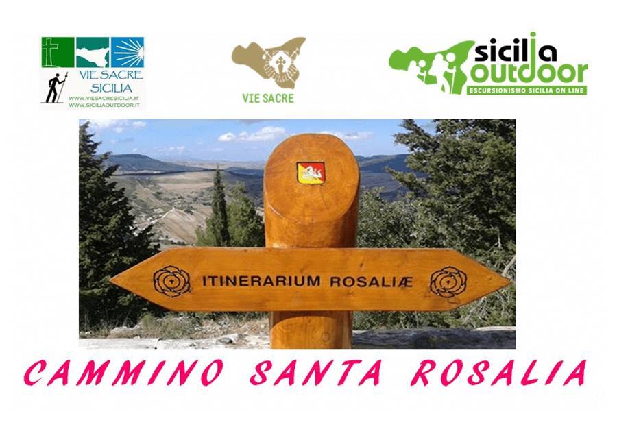 Cammino di santa rosalia itinerarium rosalie sicilia for Pti regione sicilia